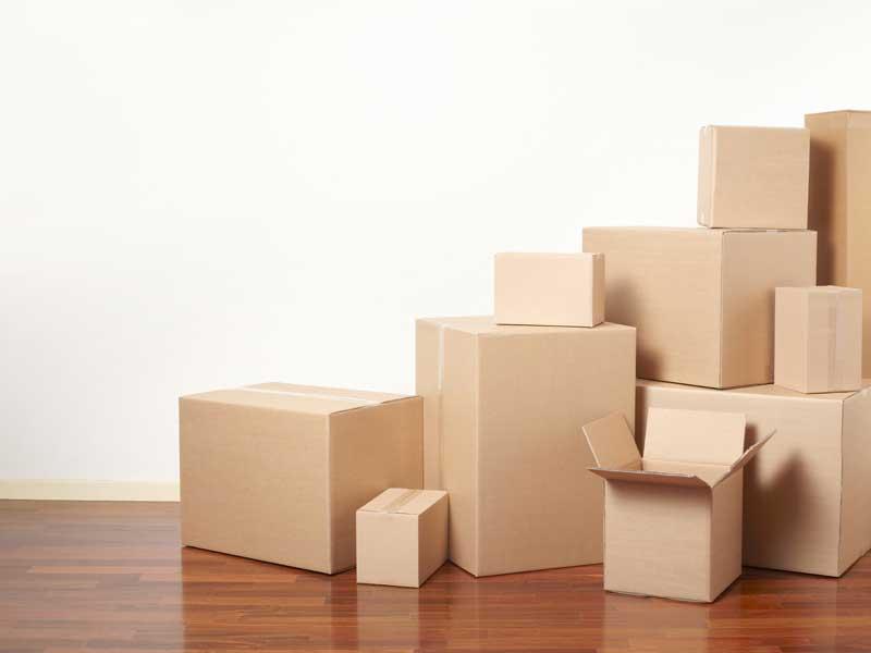 Cajas de Cartón Baratas
