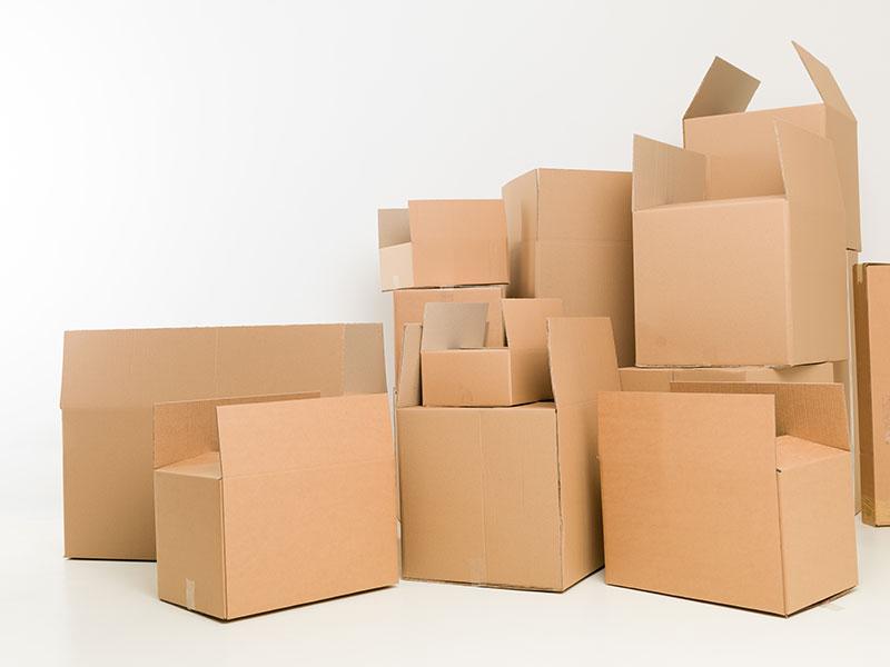 Venta de Cajas de Cartón en DF