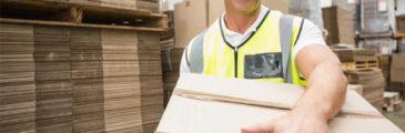 Venta de Cajas de Cartón para Empresas Y Negocios