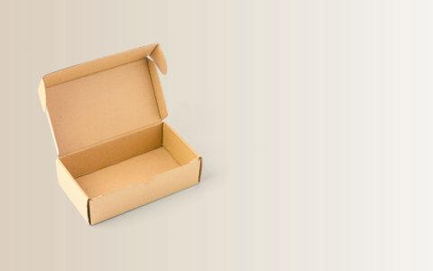 Caja de Cartón para Envíos